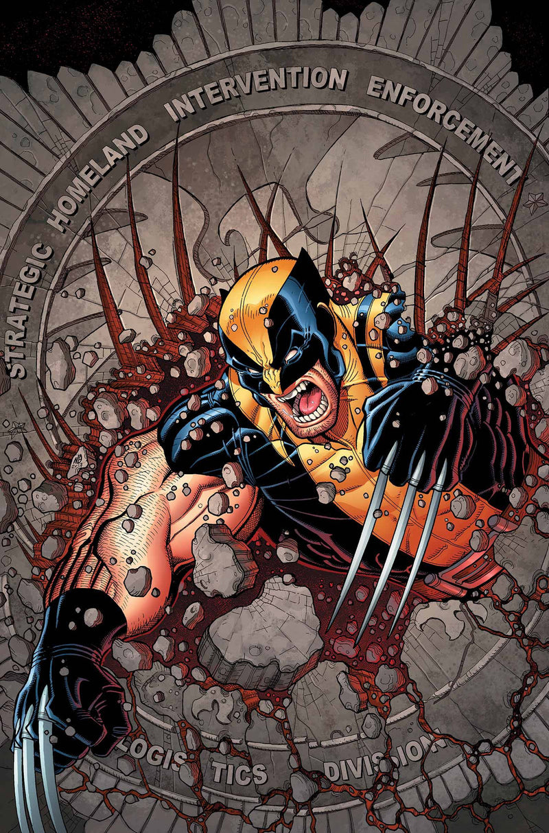 WOLVERINE & THE X-MEN # 38