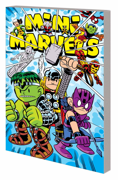 MINI MARVELS: THE COMPLETE COLLECTION TPB