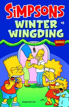 THE SIMPSONS WINTER WINGDING #8