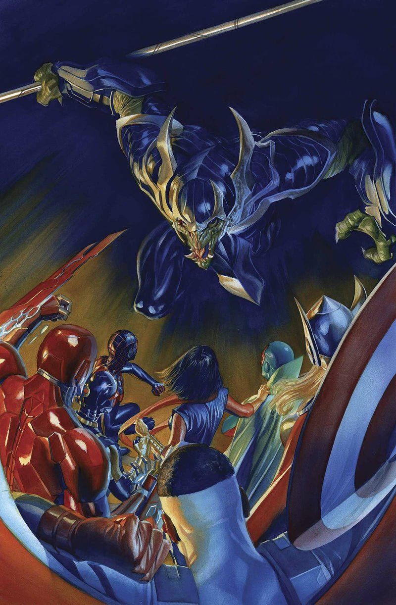 ALL-NEW, ALL-DIFFERENT AVENGERS # 2