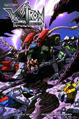 VOLTRON: FROM THE ASHES #3 (OF 6)