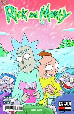 RICK & MORTY #