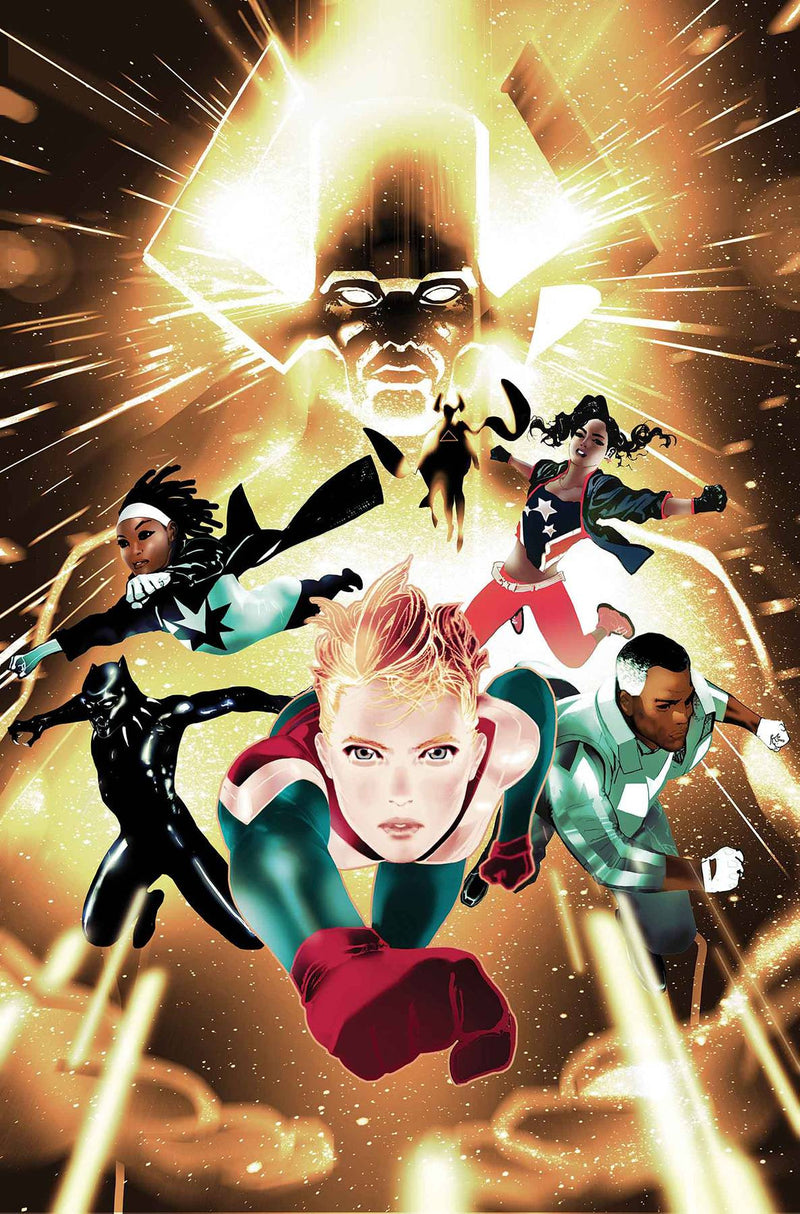 ULTIMATES 2 #1    NOW