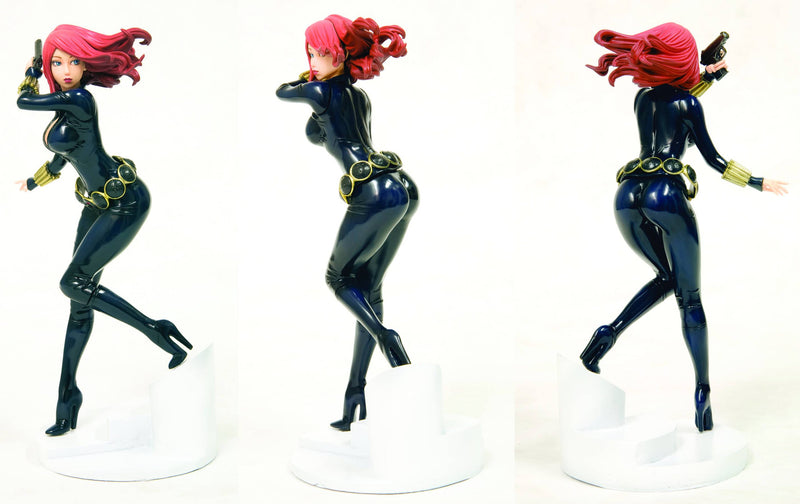MARVEL BLACK WIDOW BISHOUJO STATUE