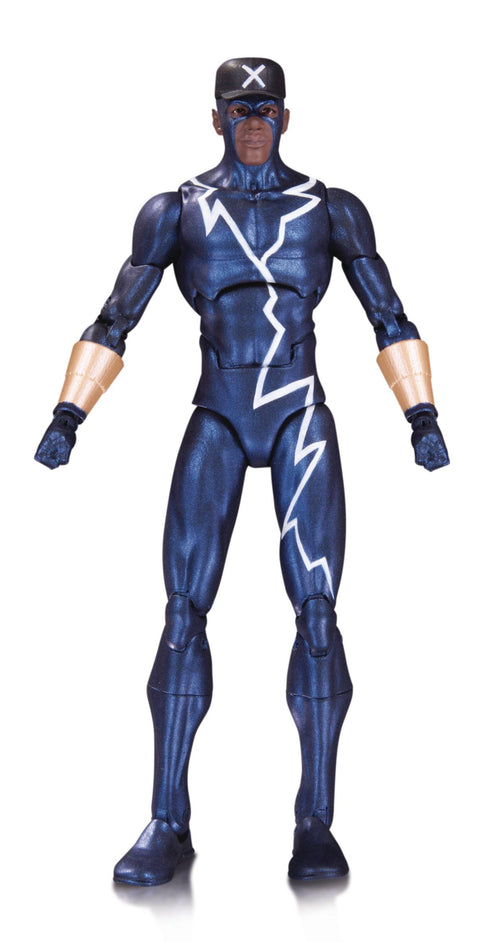 DC COMICS ICONS: STATIC SHOCK DELUXE ACTION FIGURE