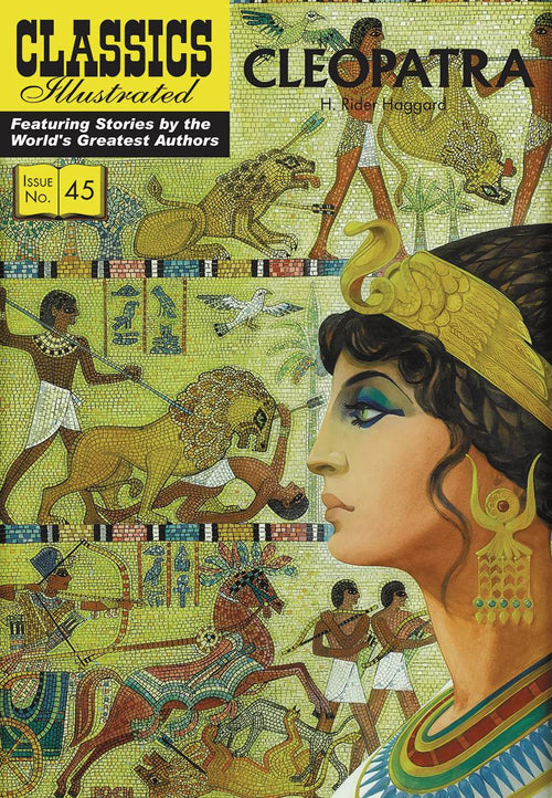 CLASSIC ILLUSTRATED TP CLEOPATRA