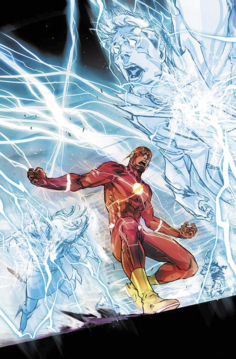 THE FLASH #3