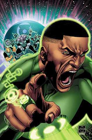 HAL JORDAN AND THE GREEN LANTERN CORPS #5