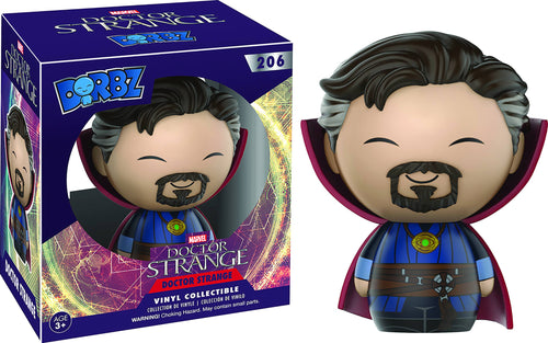 DORBZ MARVEL DR. STRANGE VINYL FIG