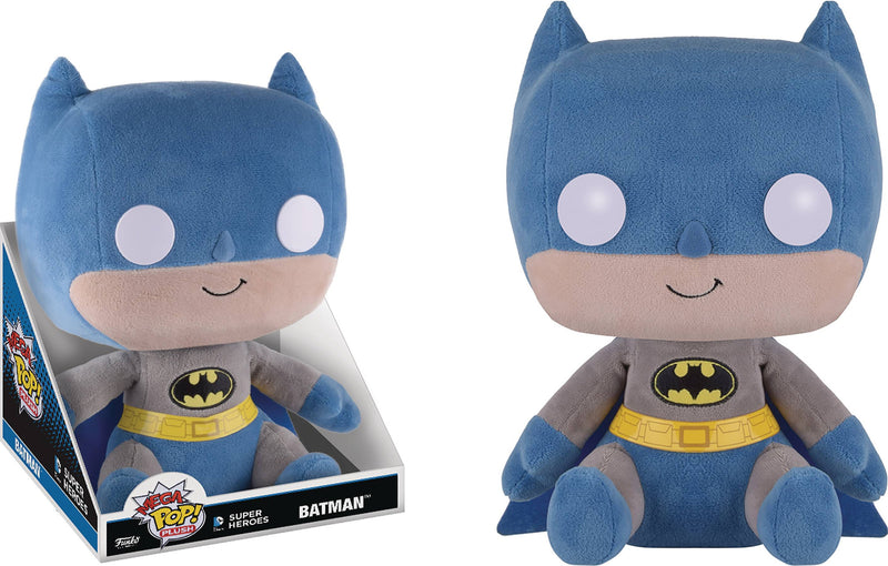 POP HEROES BATMAN JUMBO PLUSH