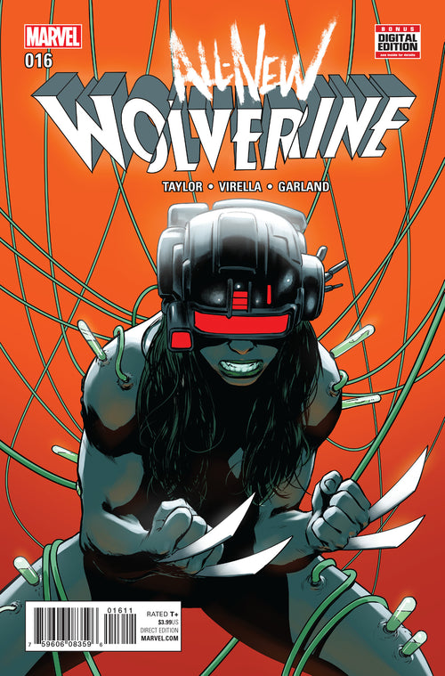 ALL NEW WOLVERINE #16