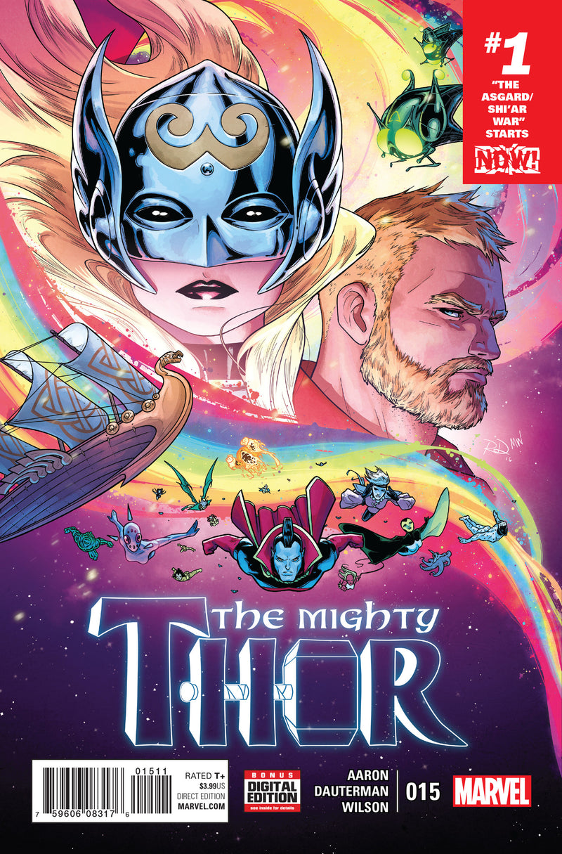 MIGHTY THOR #15   NOW!