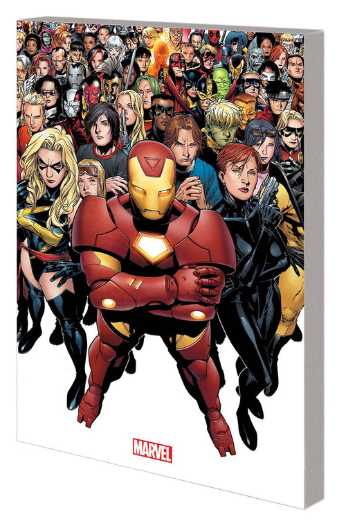 AVENGERS INITIATIVE COMPLETE COLLECTION TP VOL 01