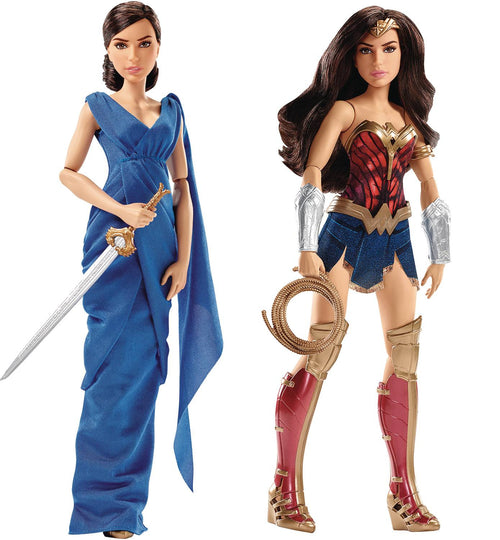 WONDER WOMAN MOVIE FASHION DOLL