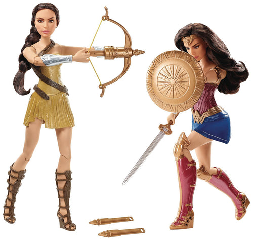 WONDER WOMAN MOVIE DLX FASHION DOLL ASST