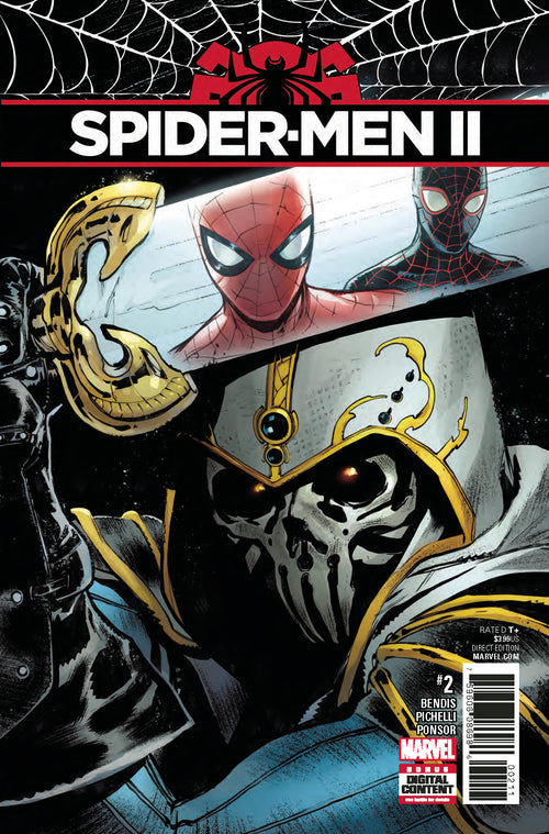 SPIDER-MEN II #2 (OF 5)