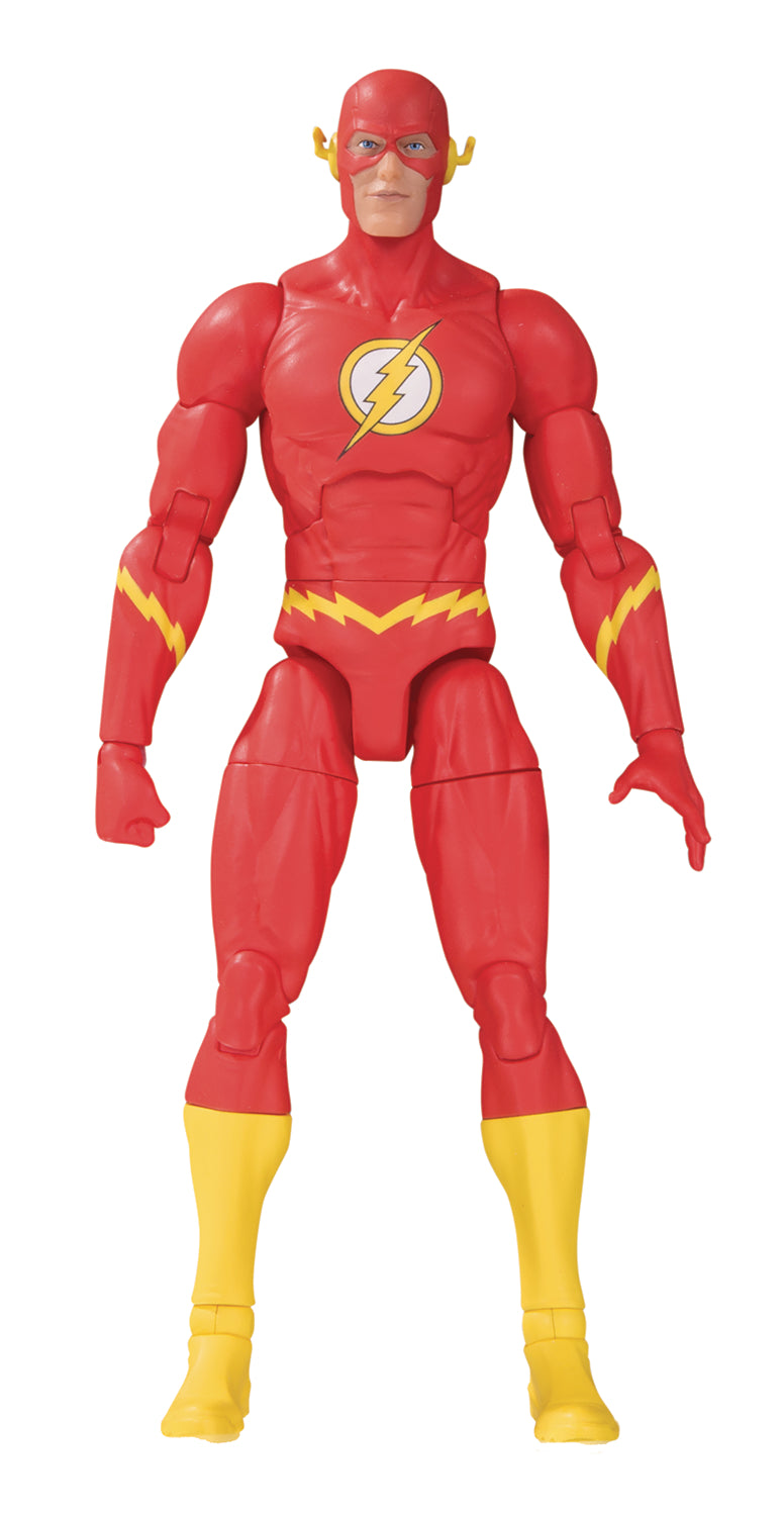 DC ESSENTIALS THE FLASH