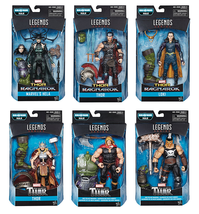 THOR LEGENDS 6IN Action Figures