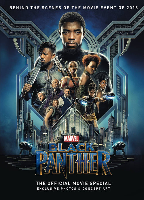 BLACK PANTHER OFF MOVIE SPECIAL