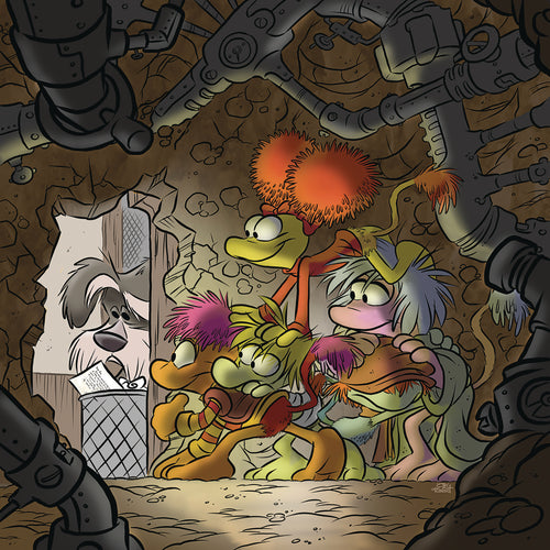 JIM HENSON FRAGGLE ROCK #2
