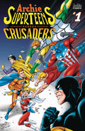 ARCHIES SUPERTEENS VS CRUSADERS #1
