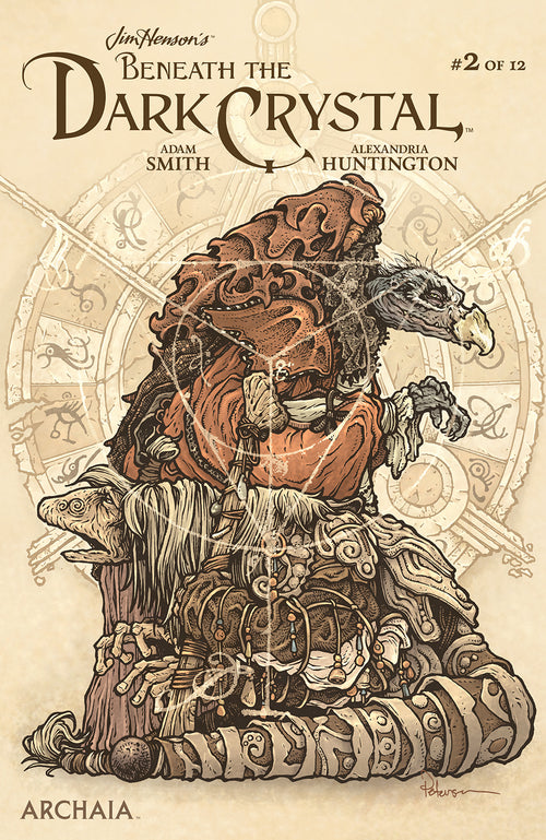 JIM HENSON BENEATH DARK CRYSTAL #2 (OF 12)
