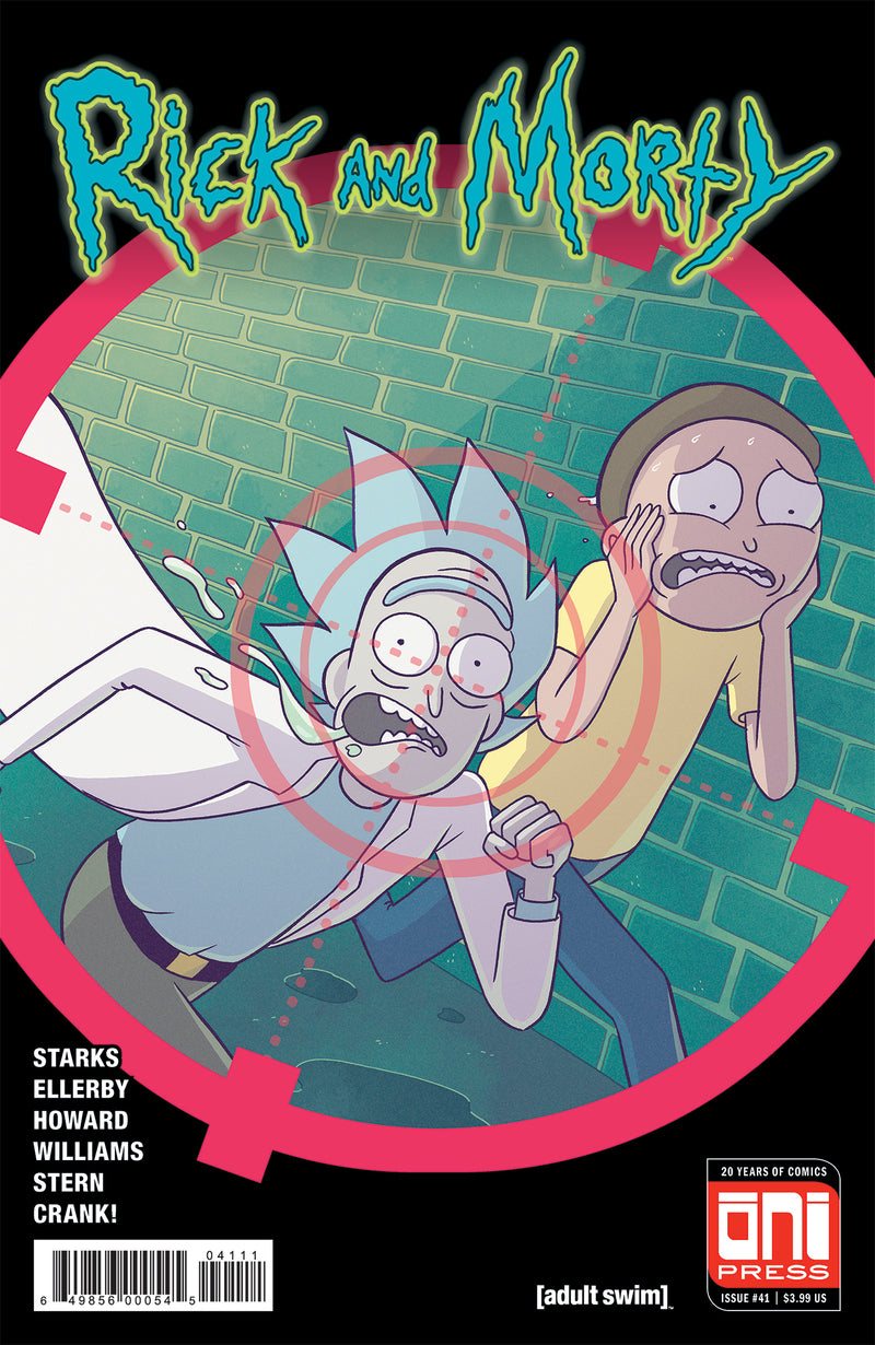 RICK & MORTY #41