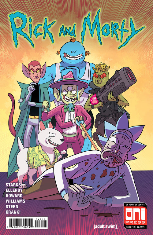 RICK & MORTY #42