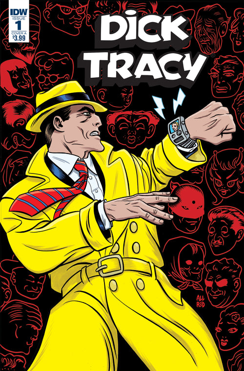 DICK TRACY DEAD OR ALIVE #1 (OF 4)