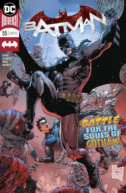 BATMAN #55  UNI