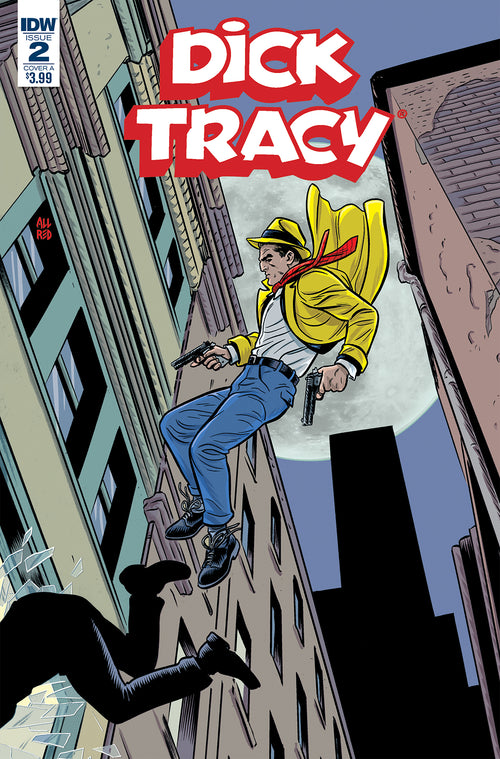 DICK TRACY DEAD OR ALIVE #2 (OF 4)