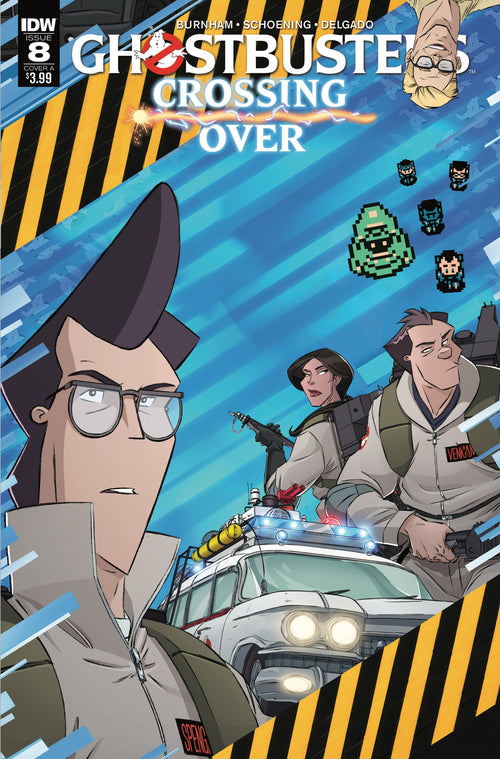 GHOSTBUSTERS CROSSING OVER #8