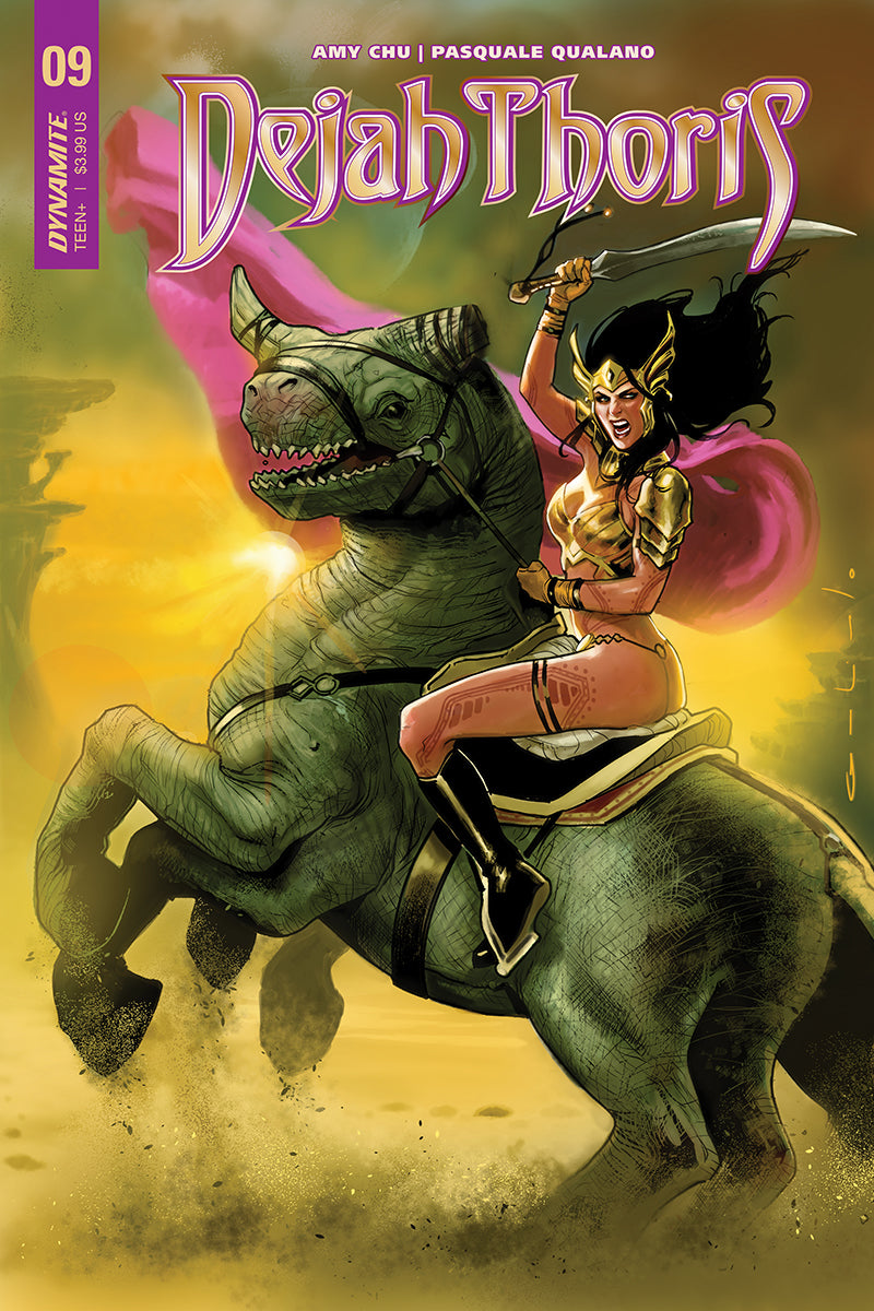 DEJAH THORIS #9