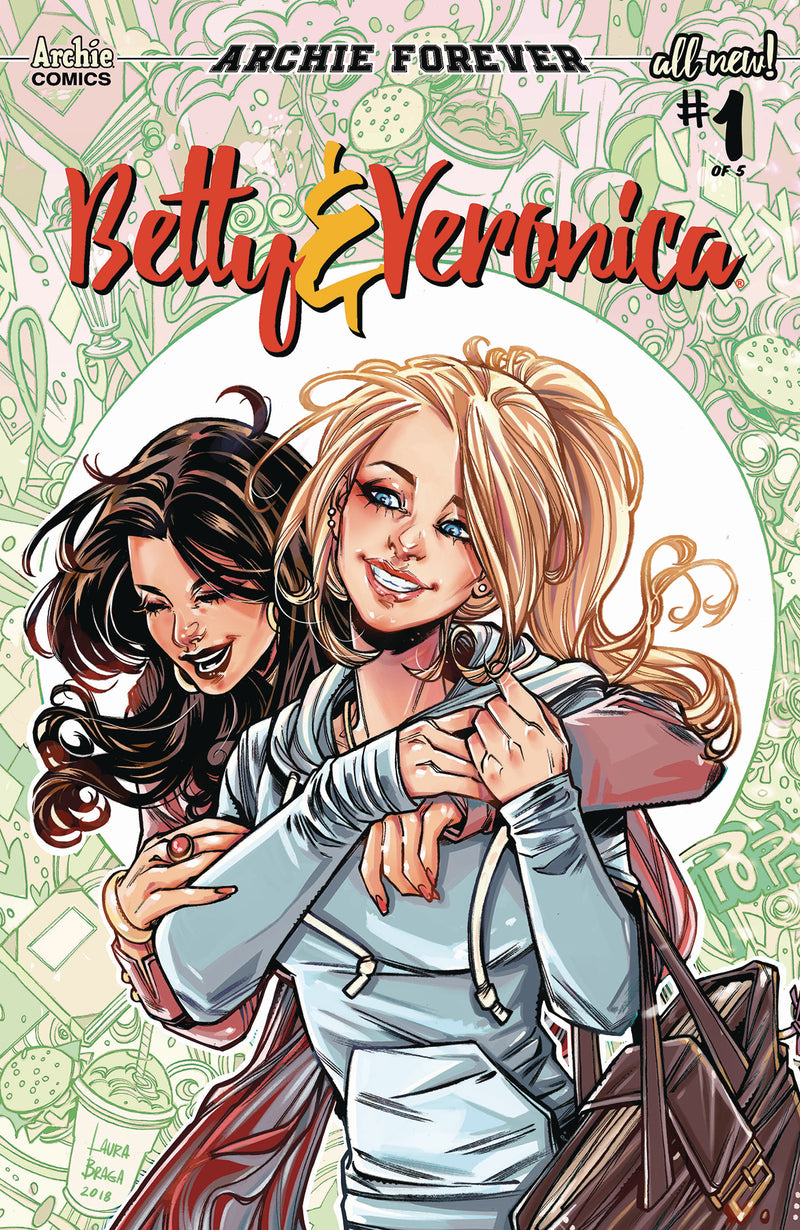 BETTY & VERONICA #1 (OF 5)