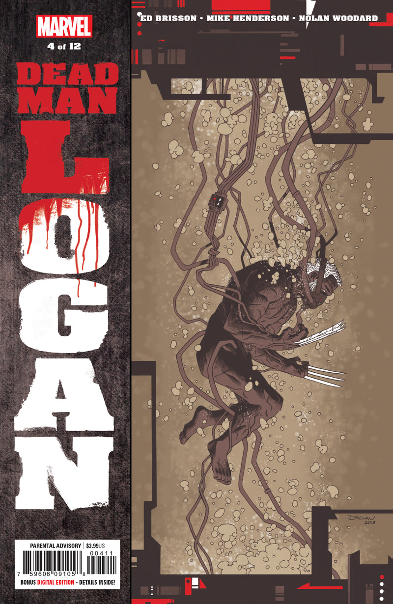 DEAD MAN LOGAN #4 (OF 12)