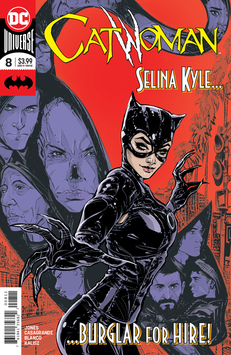 CATWOMAN #8