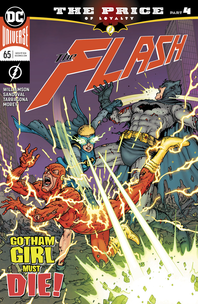 FLASH #65  (THE PRICE)