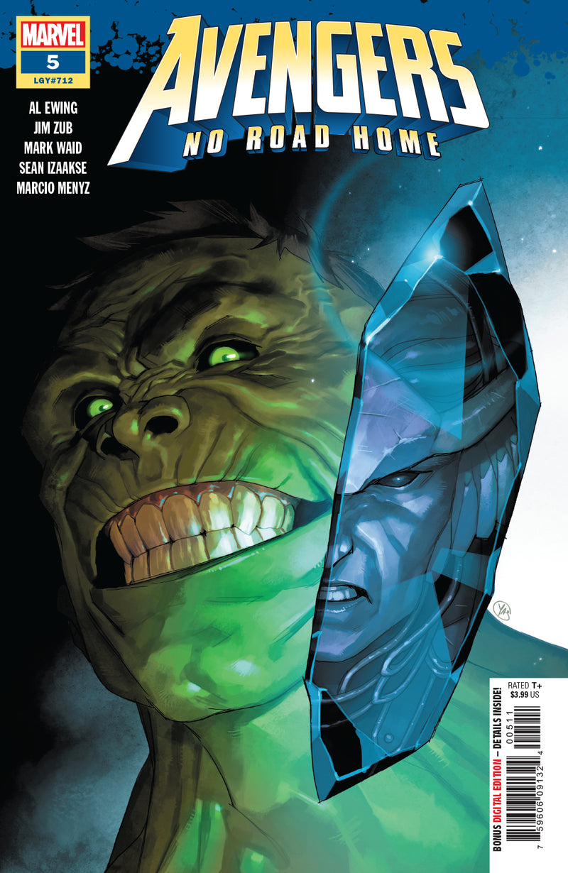 AVENGERS NO ROAD HOME #5 (OF 10)