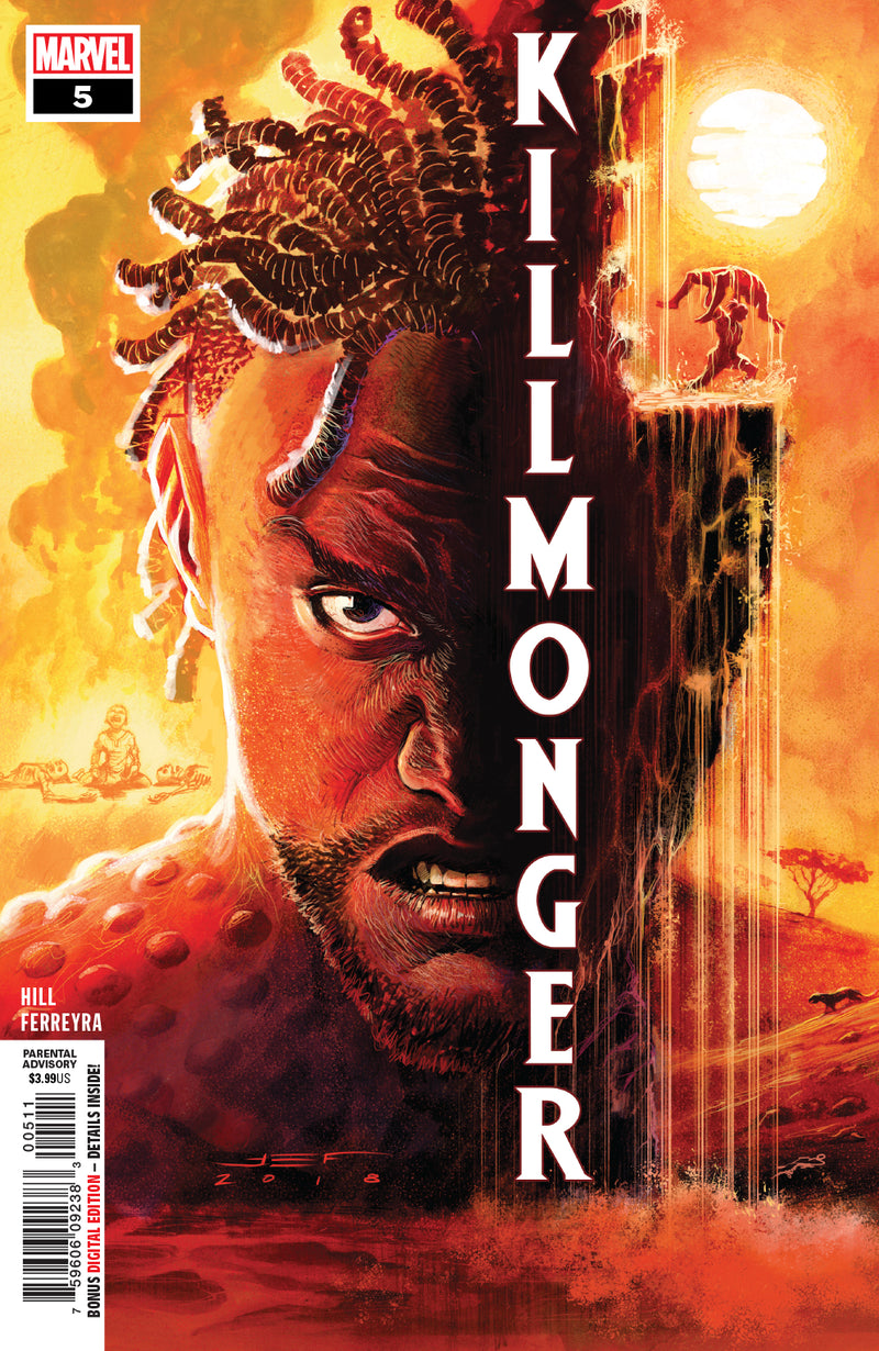 KILLMONGER #5 (OF 5)