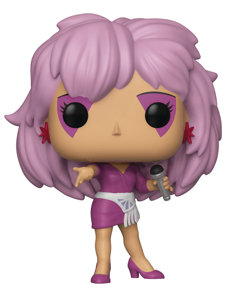 POP ANIMATION JEM AND THE HOLOGRAMS JEM