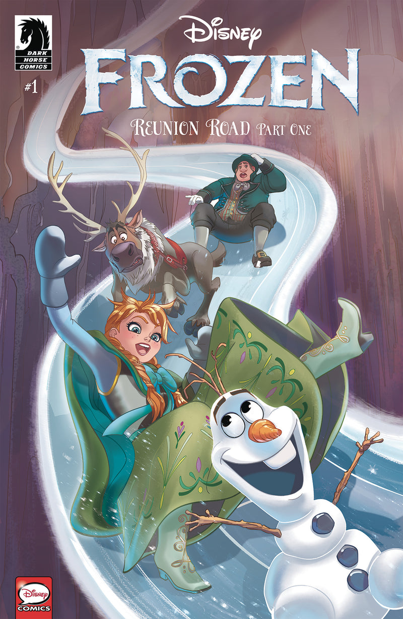 DISNEY FROZEN REUNION ROAD #1