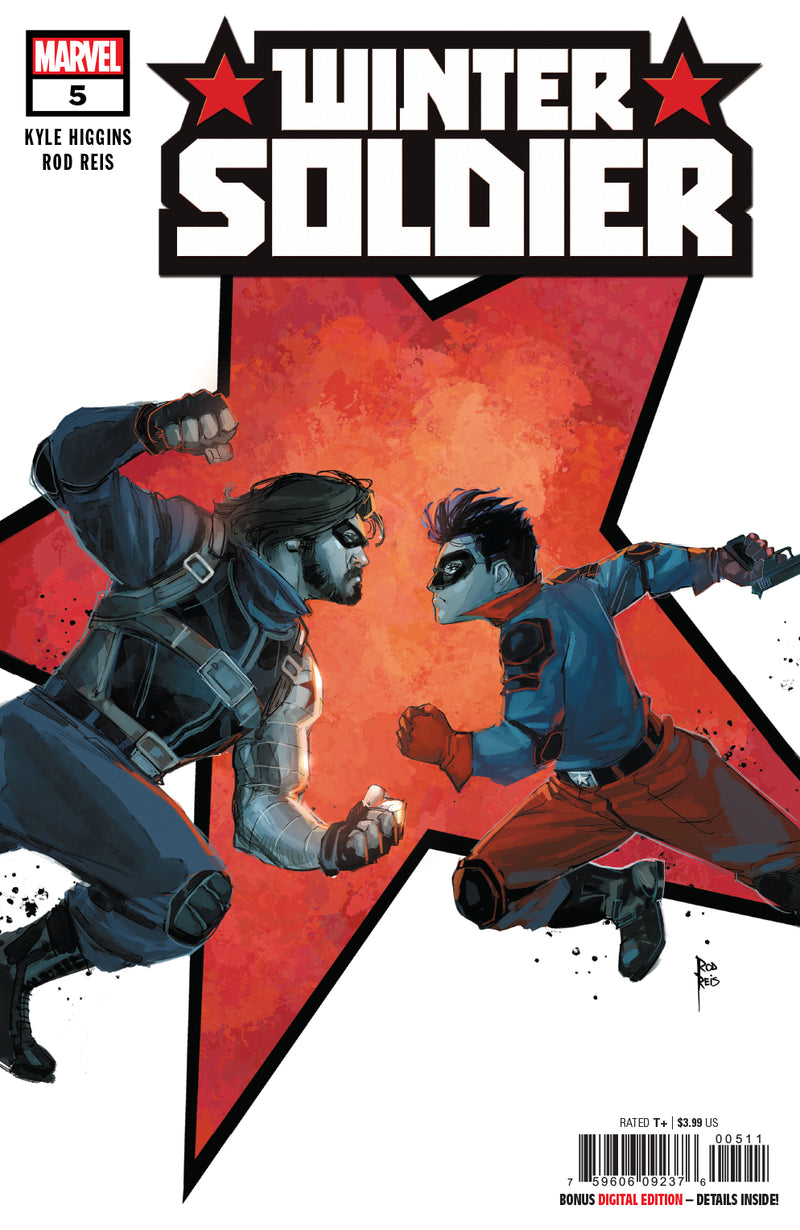 WINTER SOLDIER #5 (OF 5)