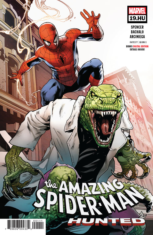 AMAZING SPIDER-MAN #19(.HU)