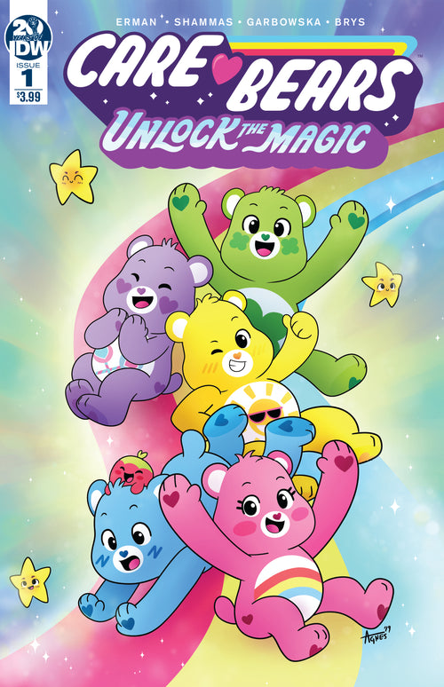 CARE BEARS #1 (OF 3)