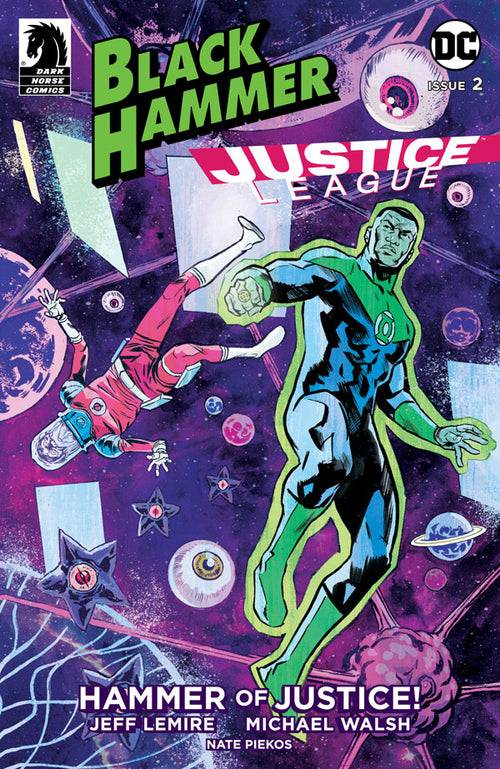 BLACK HAMMER JUSTICE LEAGUE #2 (OF 5)