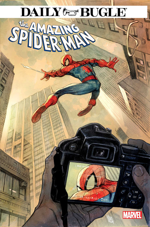 AMAZING SPIDER-MAN DAILY BUGLE #2 (OF 5)