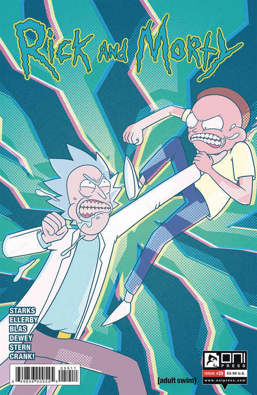 RICK & MORTY #59