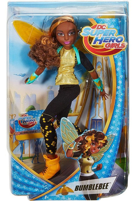 DC Comics DC Super Hero Girls Bumblebee 12-Inch Deluxe Doll