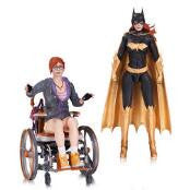 BATMAN: ARKHAM KNIGHT: BATGIRL AND ORACLE ACTION FIGURE 2-PACK