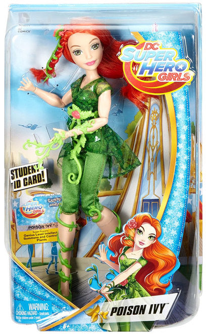 DC Comics DC Super Hero Girls Poison Ivy 12-Inch Deluxe Doll